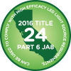 Certification California Title 24